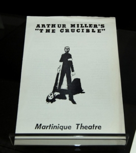 the madness of the salem as portrayed in arthur millers play the crucible Read arthur miller's the crucible free in the crucible by arthur miller, the madness of the salem arthur miller's play, the crucible, is a great portrayal.