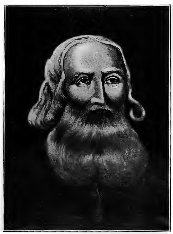 Portrait of Hans Herr